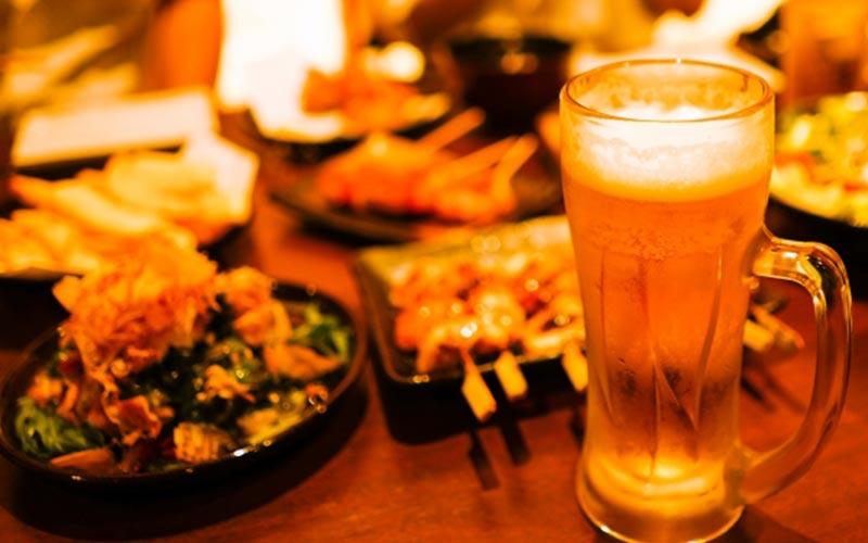 堂々肉食系居酒屋 2,700円食べ飲み放題!